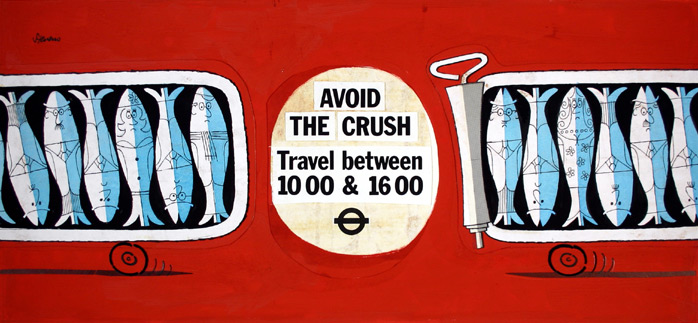 Avoid the crush