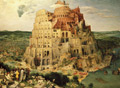 Tower of Babel - Pieter Brueghel the Elder