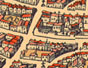 Belleforest's map of Paris