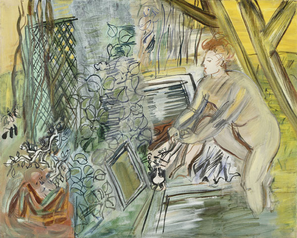 Susanna and the Elders - Raoul Dufy