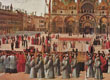 Procession of the True Cross in Piazza San Marco, Venice